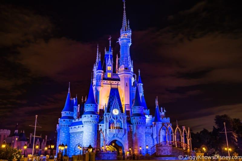 V.I.Passholder Night Attraction List at Disney's Magic Kingdom