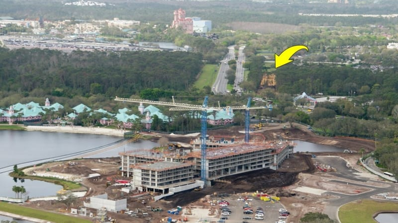 Disney Skyliner Stations Walt Disney World