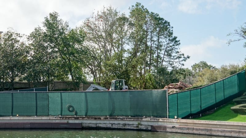 Disney Skyliner Construction Progress February 2018 international gateway