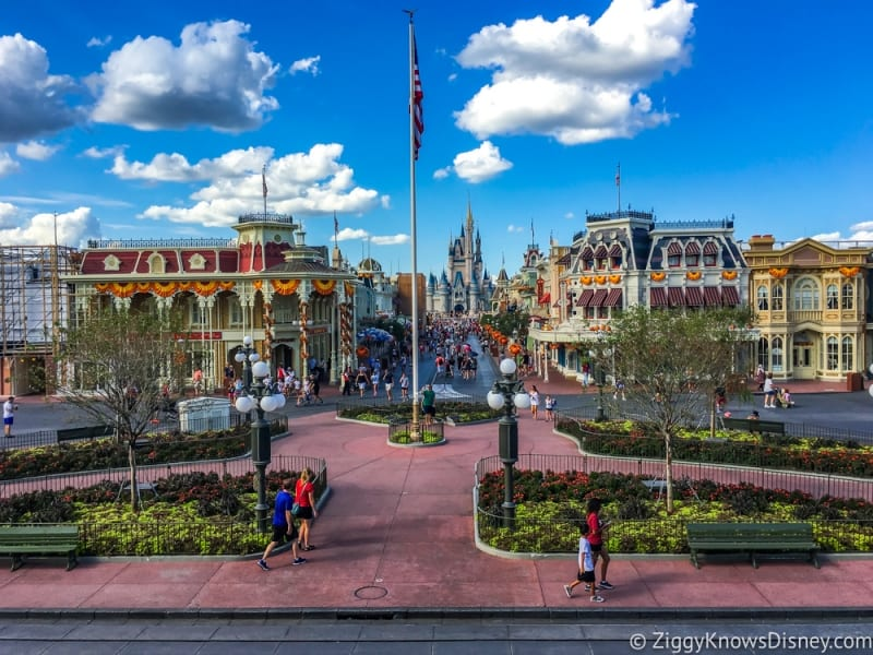 Record Number of Tourists Florida 2017 magic kingdom