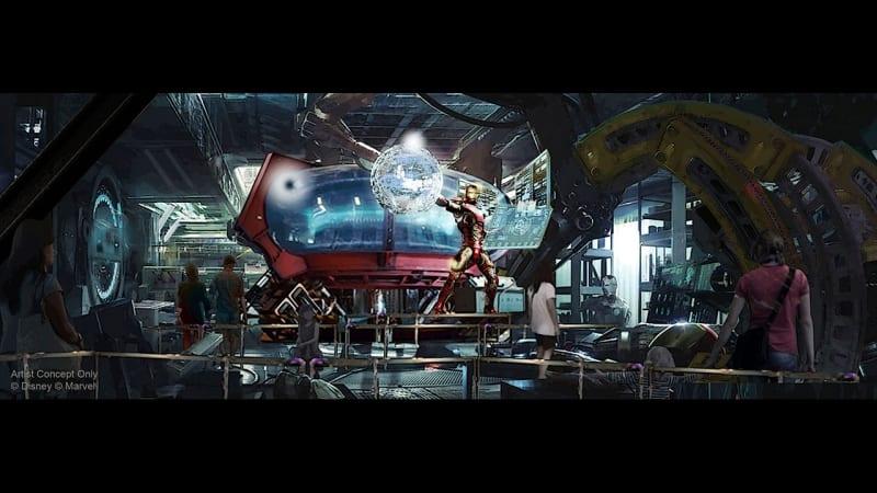 Rock 'n' Rollercoaster Transforming to Marvel in Walt Disney Studios Park