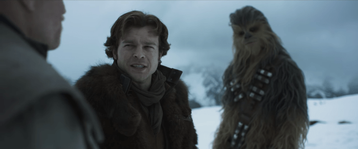 Solo: A Star Wars Story Trailer Debuts