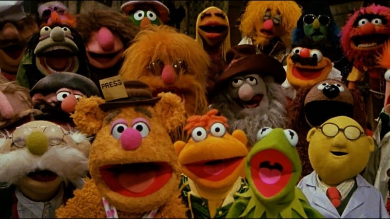 Is a Muppets Original Series Coming to Disney's Streaming Service?