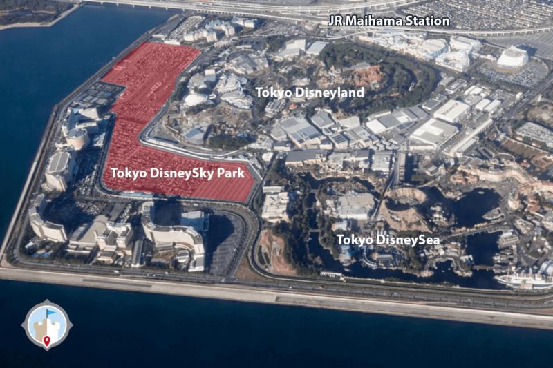 Tokyo Disney Resort 3rd park