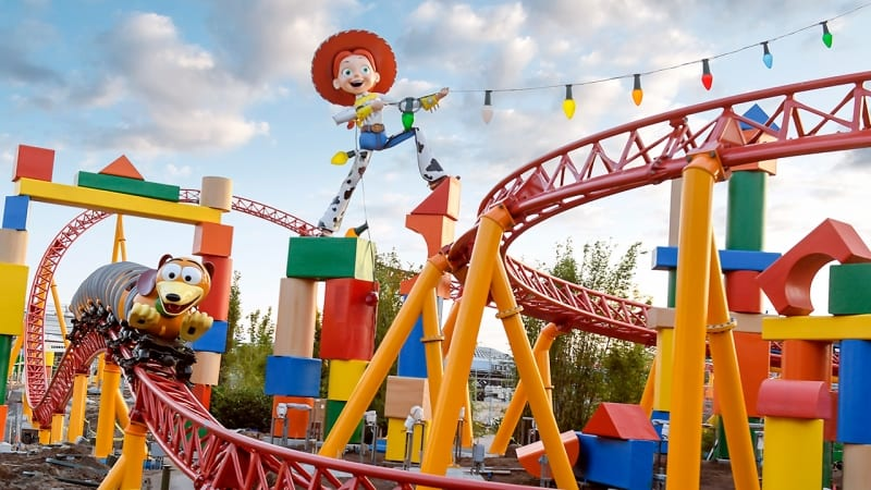 Toy Story Land Opening June 30th in Disney's Hollywood Studios