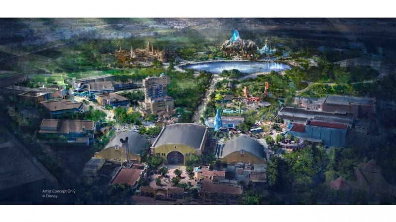 New Star Wars, Marvel and Frozen Lands Coming to Disneyland Paris as Part of 2 Billion Euro Expansion