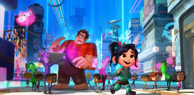 Wreck-It Ralph 2 Teaser Trailer