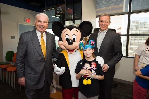 Walt Disney Company Donating $100 Million to Children's Hospitals