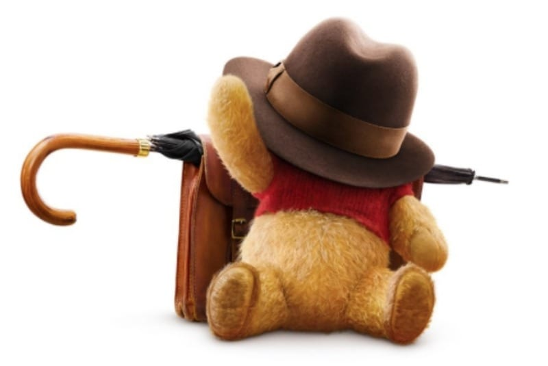 Christopher Robin Film Teaser Trailer pooh