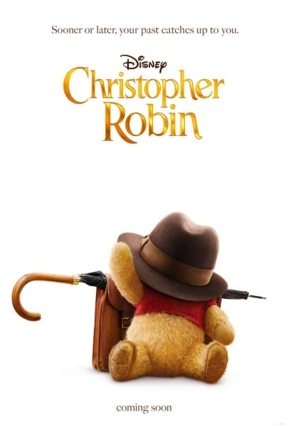 Christopher Robin Film Teaser Trailer poster