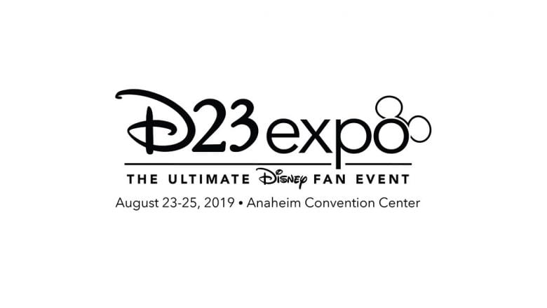 D23 Expo 2019 Dates