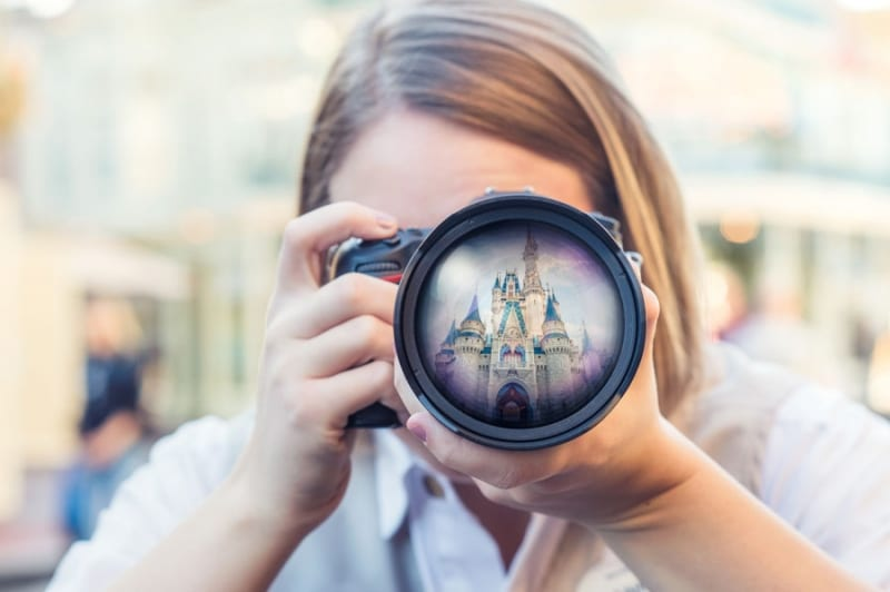 Disney PhotoPass Instagram
