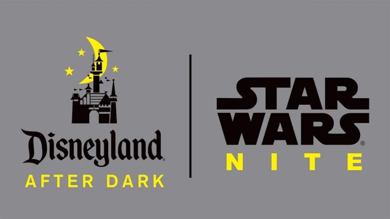 Disneyland After Dark Star Wars Nite