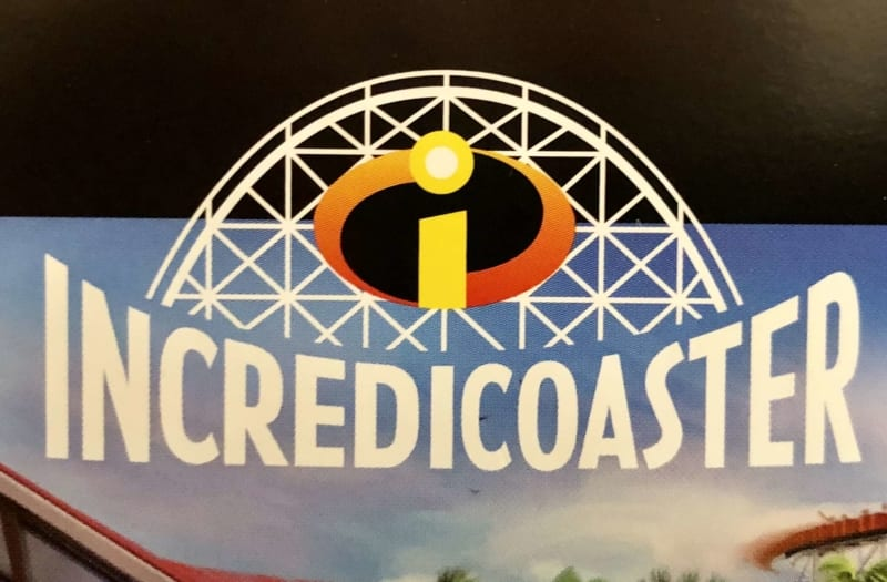 Incredicoaster Logo