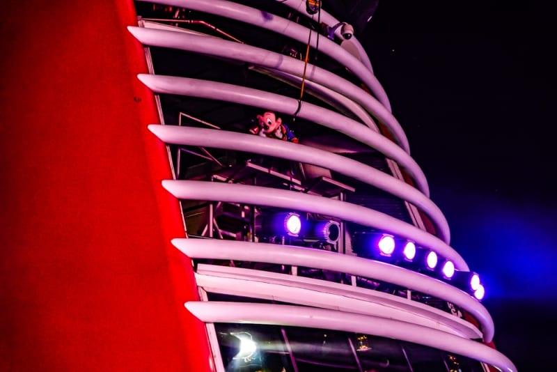 Pirate Night Dinner Review Disney Cruise