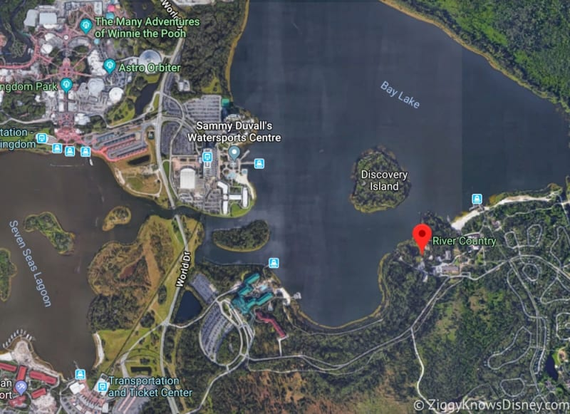 Disney Chooses Contractors for River Country Area Hotel Project