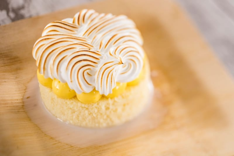 Spyglass Grill Opens Disney tres leches