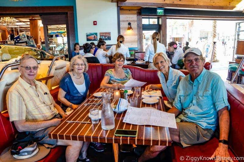 The Boathouse Review Lunch