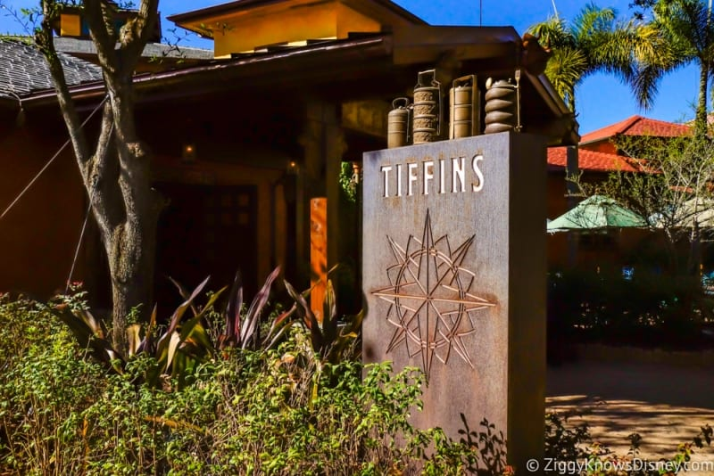 Tiffin Talks Dining Events