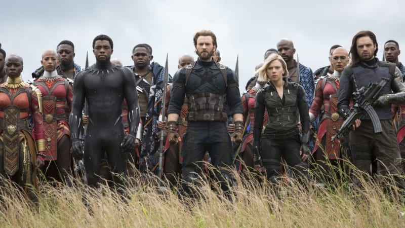 Avengers Infinity War Opening Weekend Box Office Destroys Previous Record