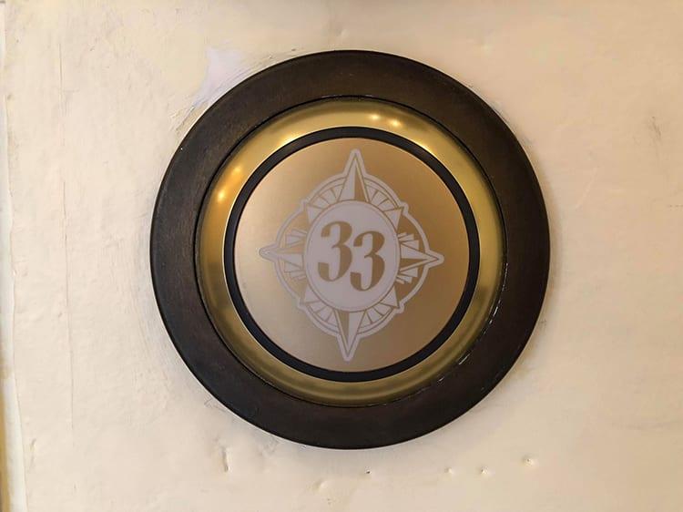 Club 33 Doorbells