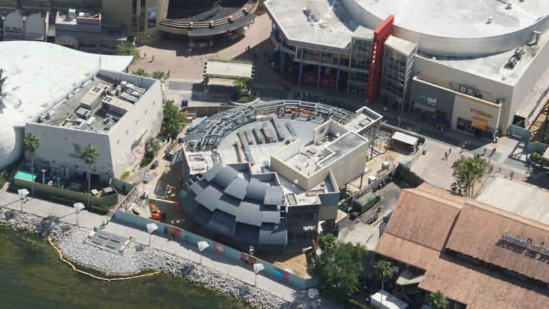 Disney Springs Construction Update April 2018 jaleo