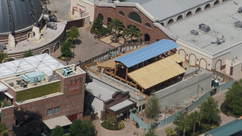 Disney Springs Construction Update April 2018 Wolfgang
