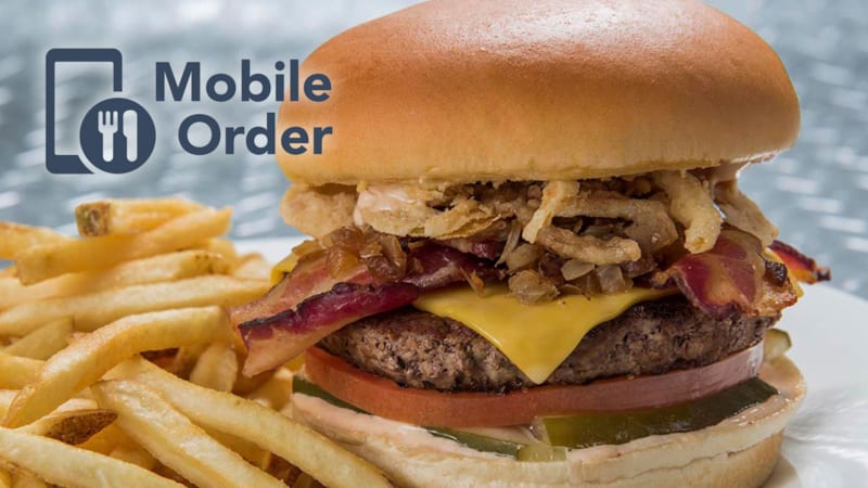Disney Mobile Order Service Coming to Disneyland