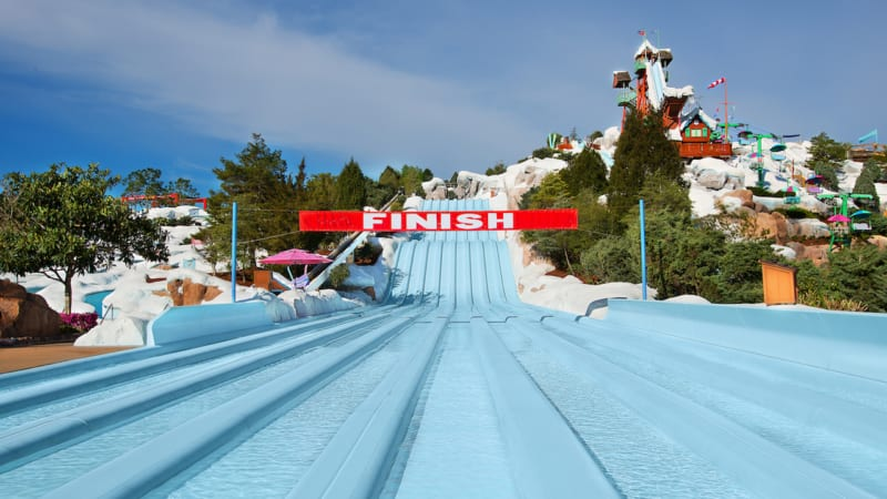 Blizzard Beach Closed Monday Cold