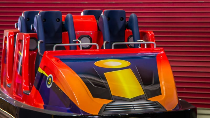 FIRST LOOK: Incredicoaster Trains Coming to Pixar Pier in Disney California Adventure