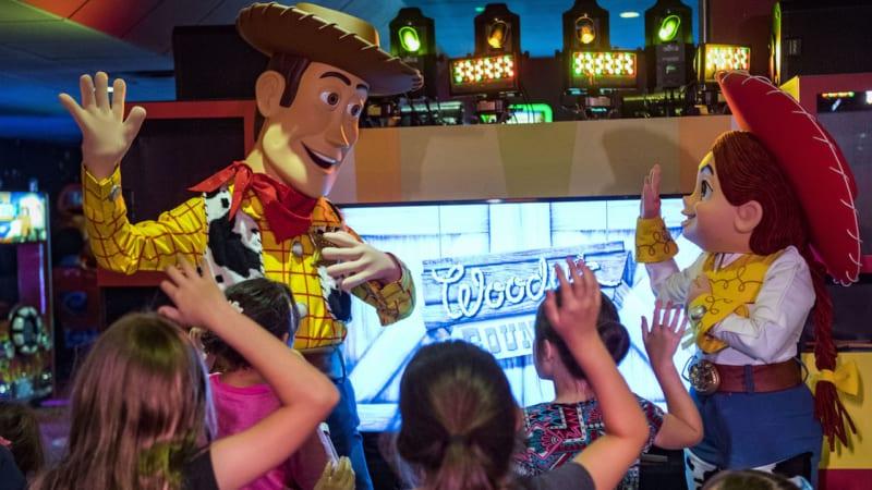 Pixar Play Zone Now Open at Disney's Contemporary Resort