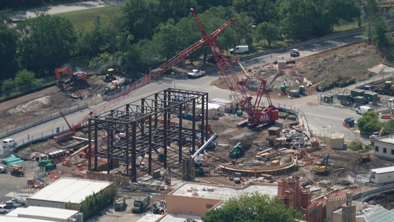 Ratatouille Attraction Building Gets Bigger 2 weeks ago