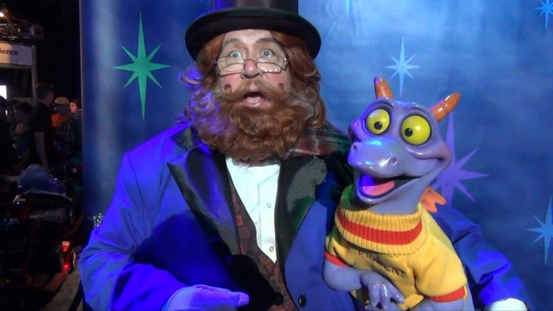 The Dreamfinder Chuck McCann Dies at 83