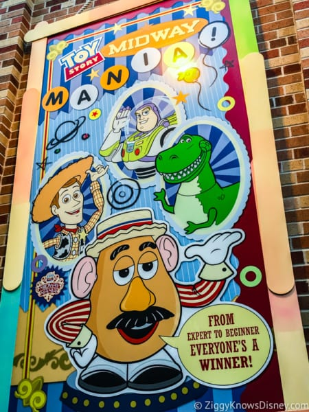 Toy Story Land FastPass+