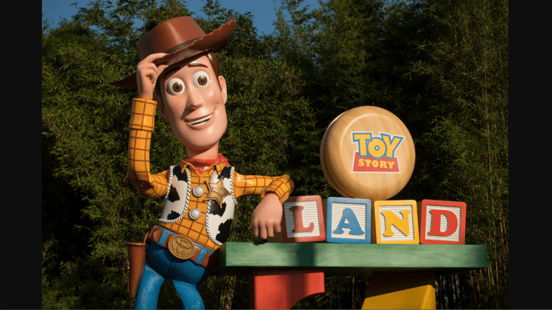 RUMOR: D23 Toy Story Land Preview June 22