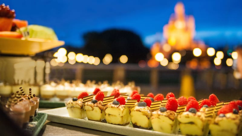 New After Fireworks Dessert Party Coming to Disney's Magic Kingdom sweets