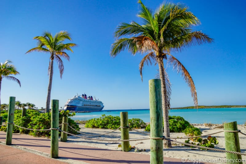 Disney Wants to Buy Second Private Island for Disney Cruise Line