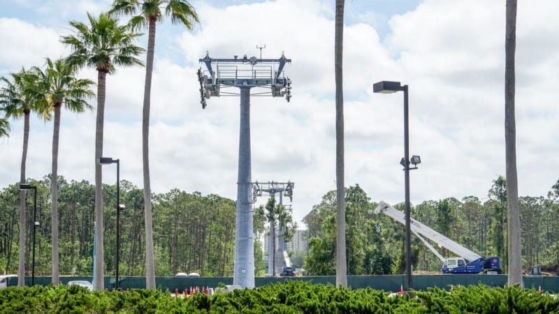Disney Skyliner Hollywood Studios leg