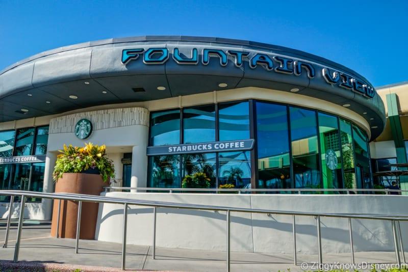 Starbucks Locations in Walt Disney World Closing for Today