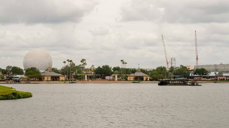 How Big Will the Guardians of the Galaxy Coaster in Epcot Be?