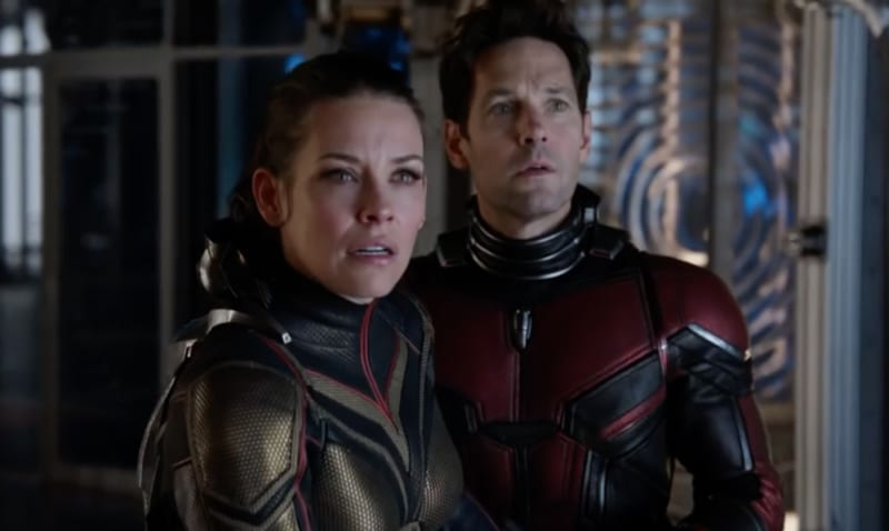 New Ant-Man and the Wasp Trailer