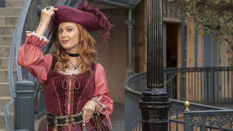 Pirates of the Caribbean 'Redd' Character Coming to Disneyland June 8th