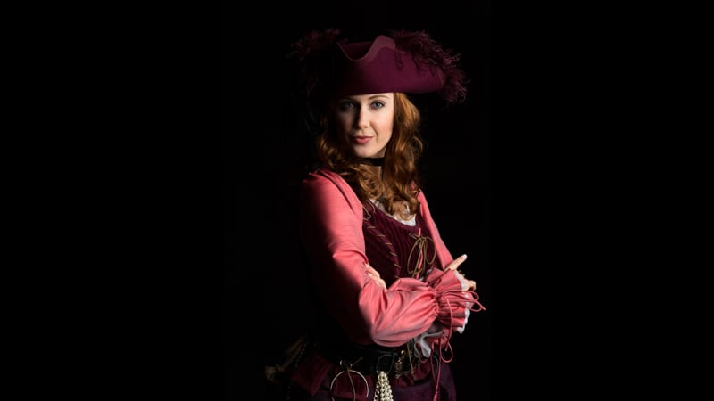 Pirates of the Caribbean 'Redd' Character Coming to Disneyland dark