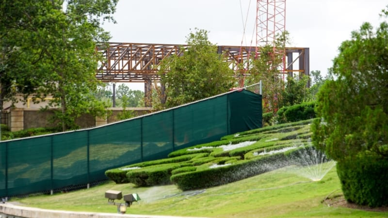 Ratatouille Attraction Building Gets Bigger from epcot resorts