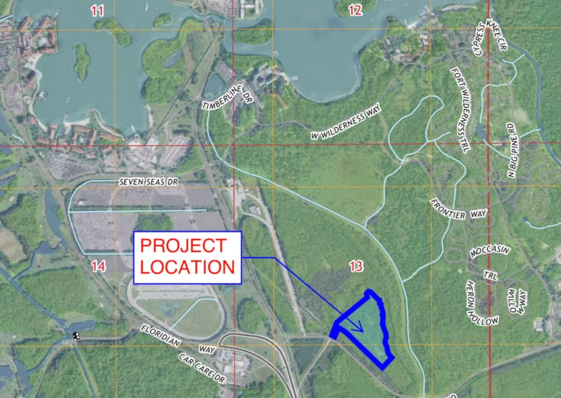 New Permits Filed for River Country Project water basin