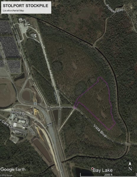 New Permits Filed for River Country Project