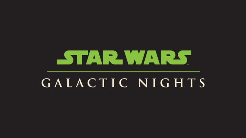 Star Wars Galactic Nights Will Have New Details about Star Wars Galaxy's Edge