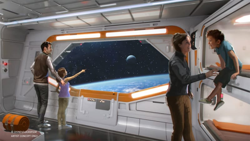 Star Wars Hotel Location Confirmed by Disney
