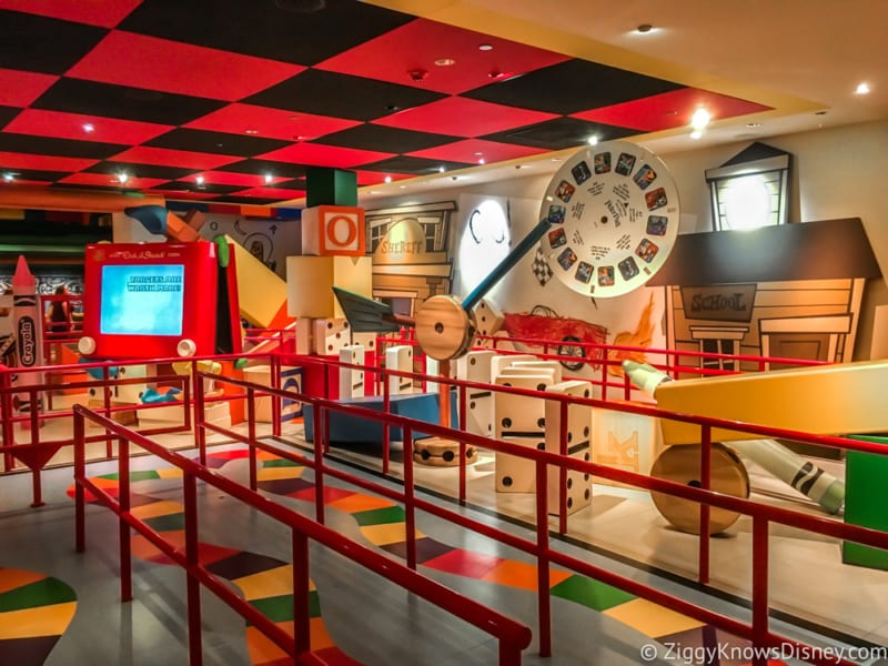 Toy Story Mania in Hollywood Studios Back Up After One Week Closure