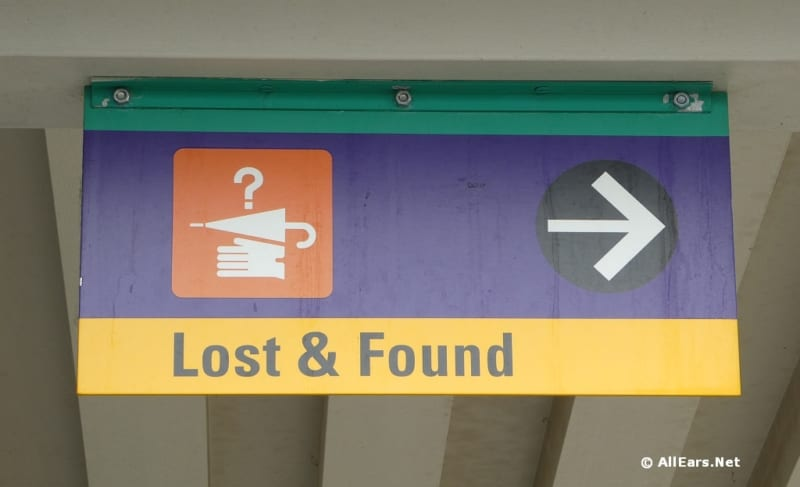 Walt Disney World's New Lost and Found System is Now Online